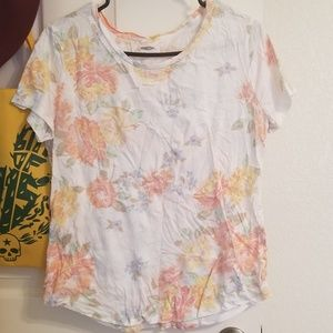 Old Navy Relaxed Tees Bundle of 2